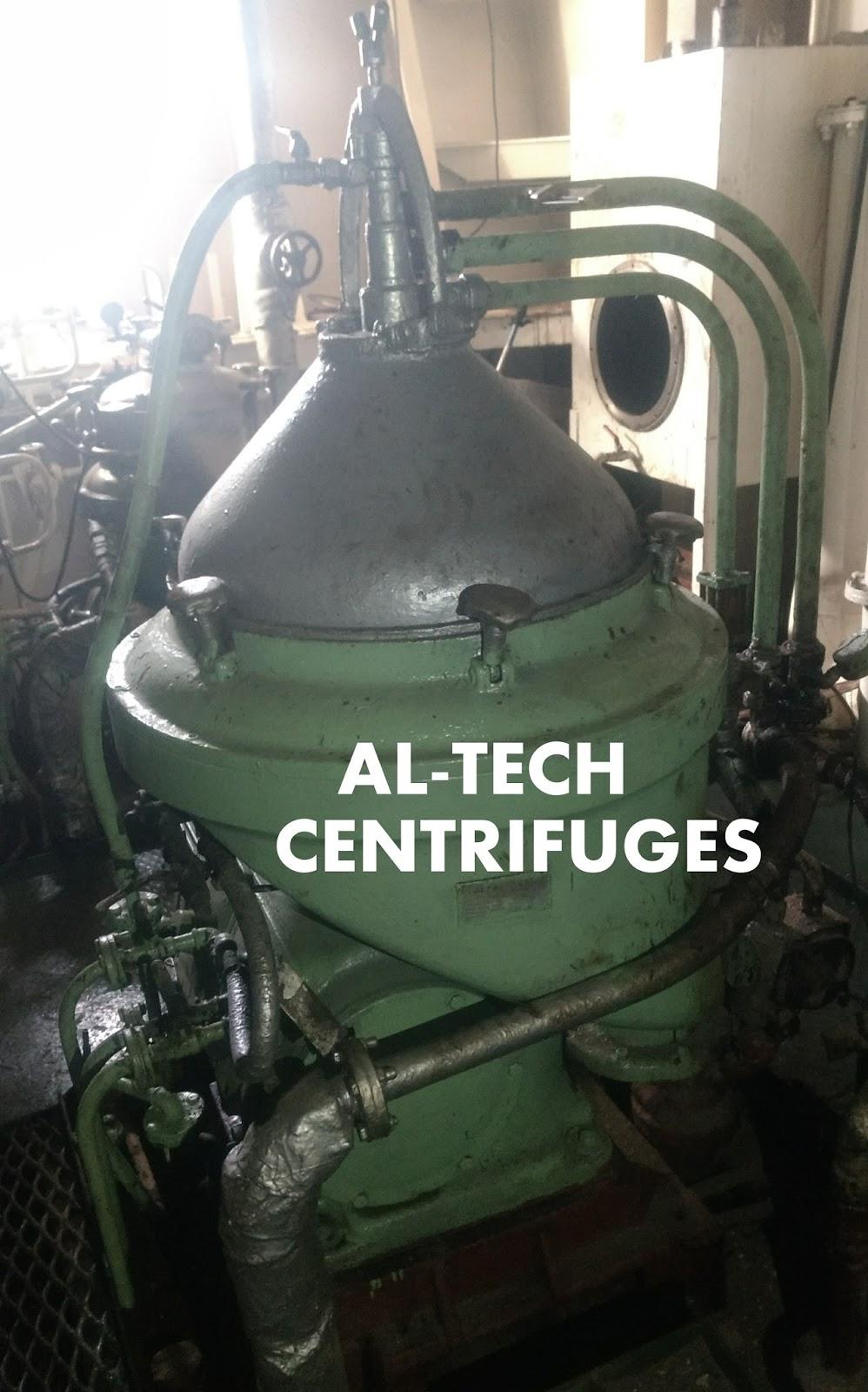 alfa laval centrifuge operation manual