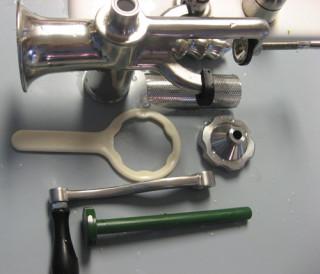 hurricane stainless steel manual wheatgrass juicer