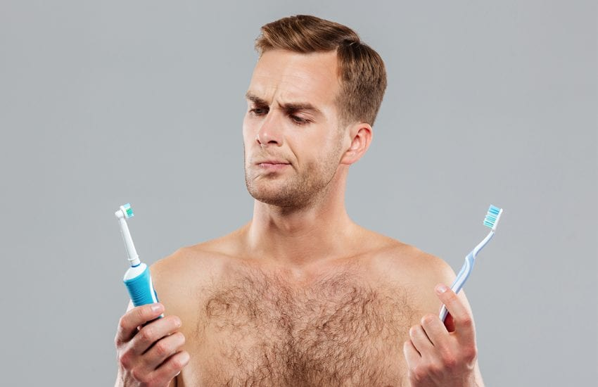 benefits of electric toothbrush or manual