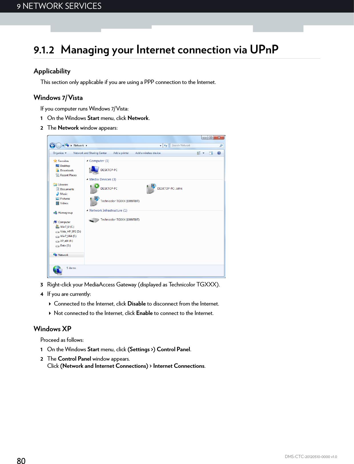 technicolor tg789vac v2 user manual