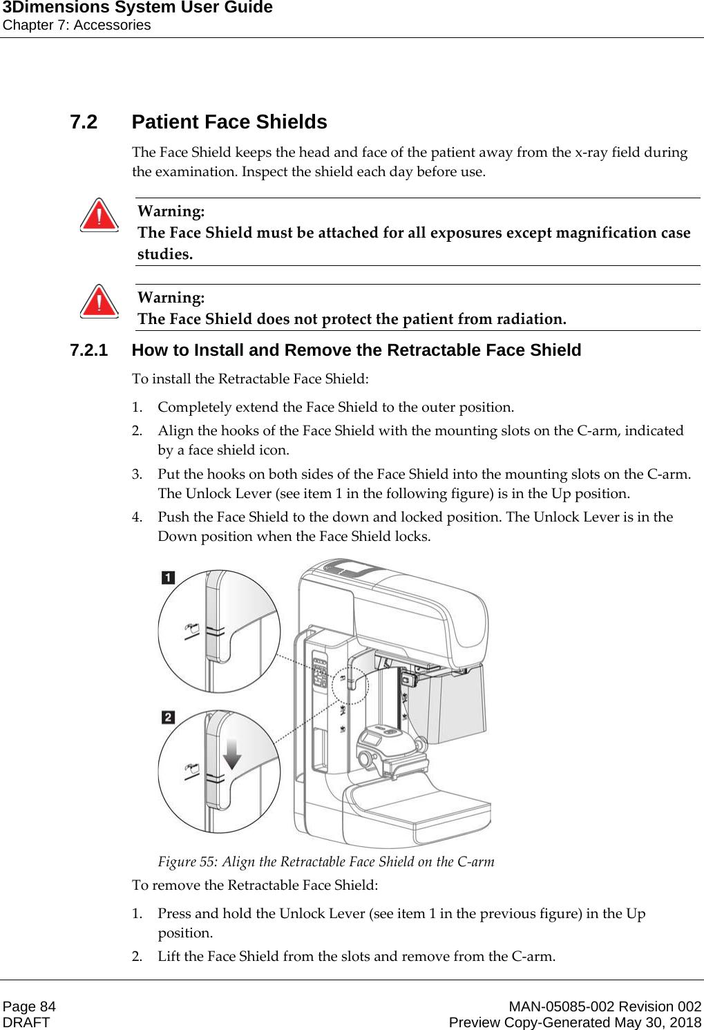 hologic selenia dimensions service manual