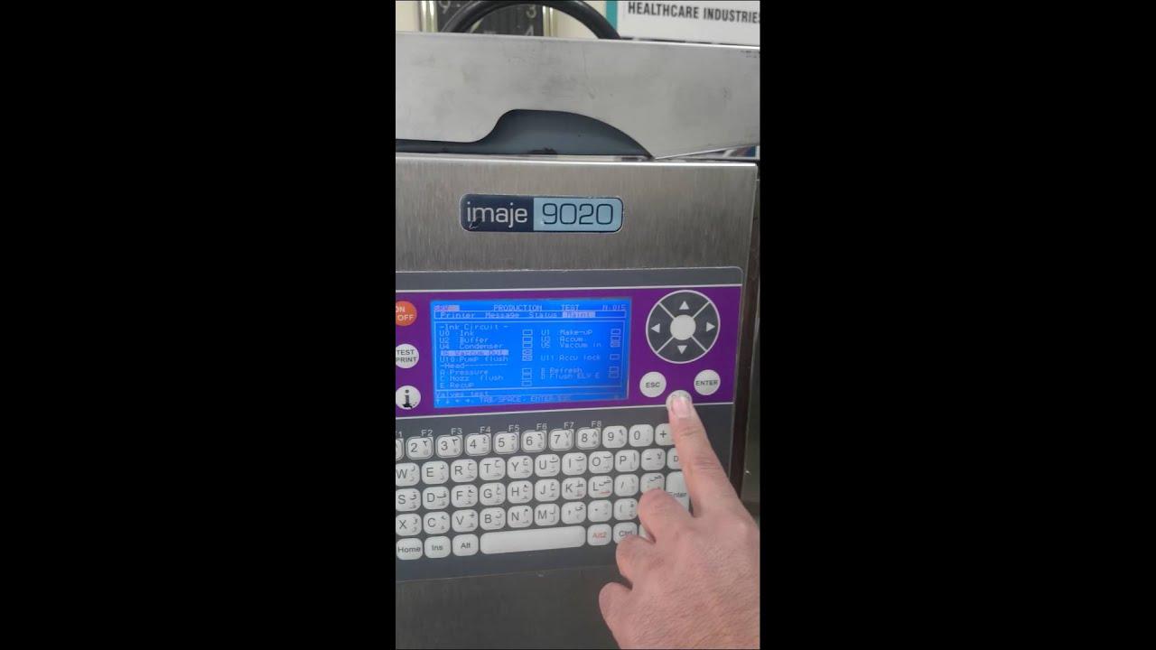 markem imaje 9030 user manual