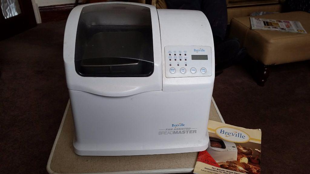breville bread maker manual bbm400