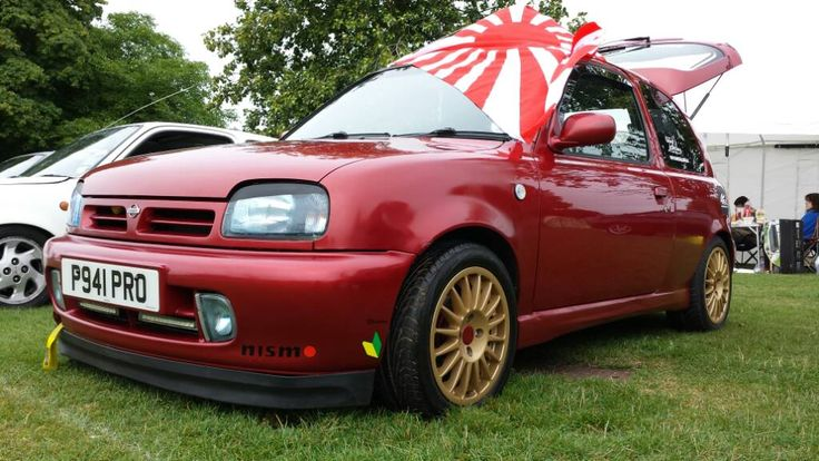 nissan micra k11 owners manual