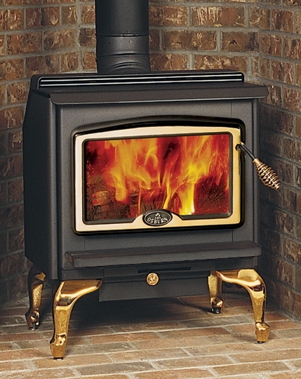 osburn 1100 wood stove manual