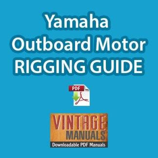 yamaha outboard workshop manual free download