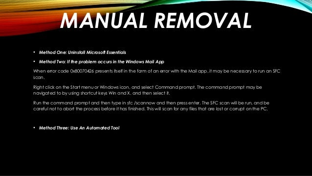 how to get rid of virus on computer manually