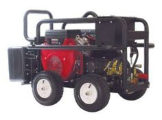 comet pressure washer pump manual