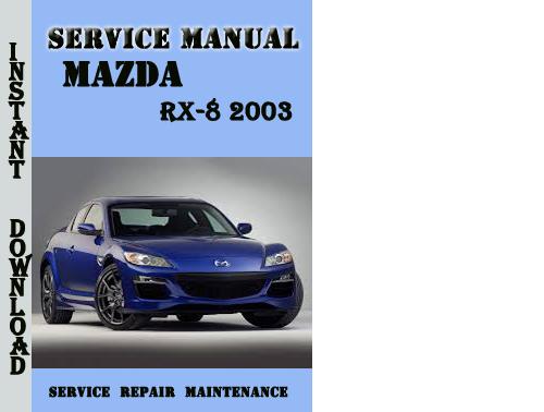 mazda 3 service manual pdf free