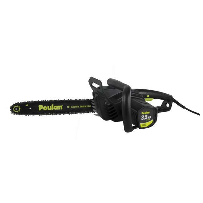 poulan 3.5 hp electric chainsaw manual