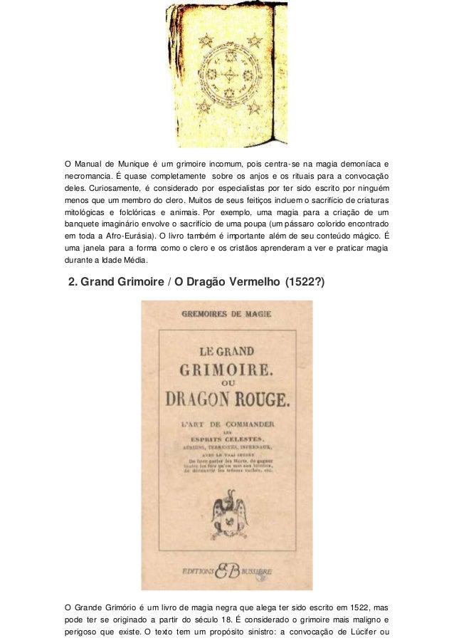 munich manual of demonic magic