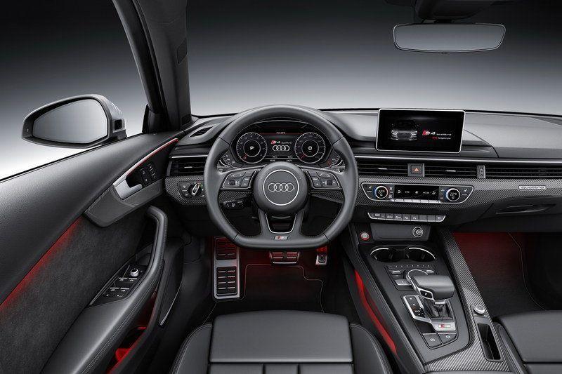 2018 audi s4 manual transmission