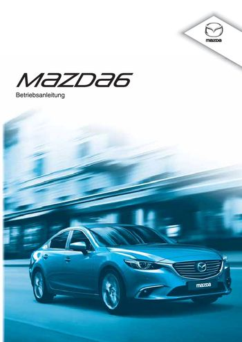 mazda 6 gg workshop manual