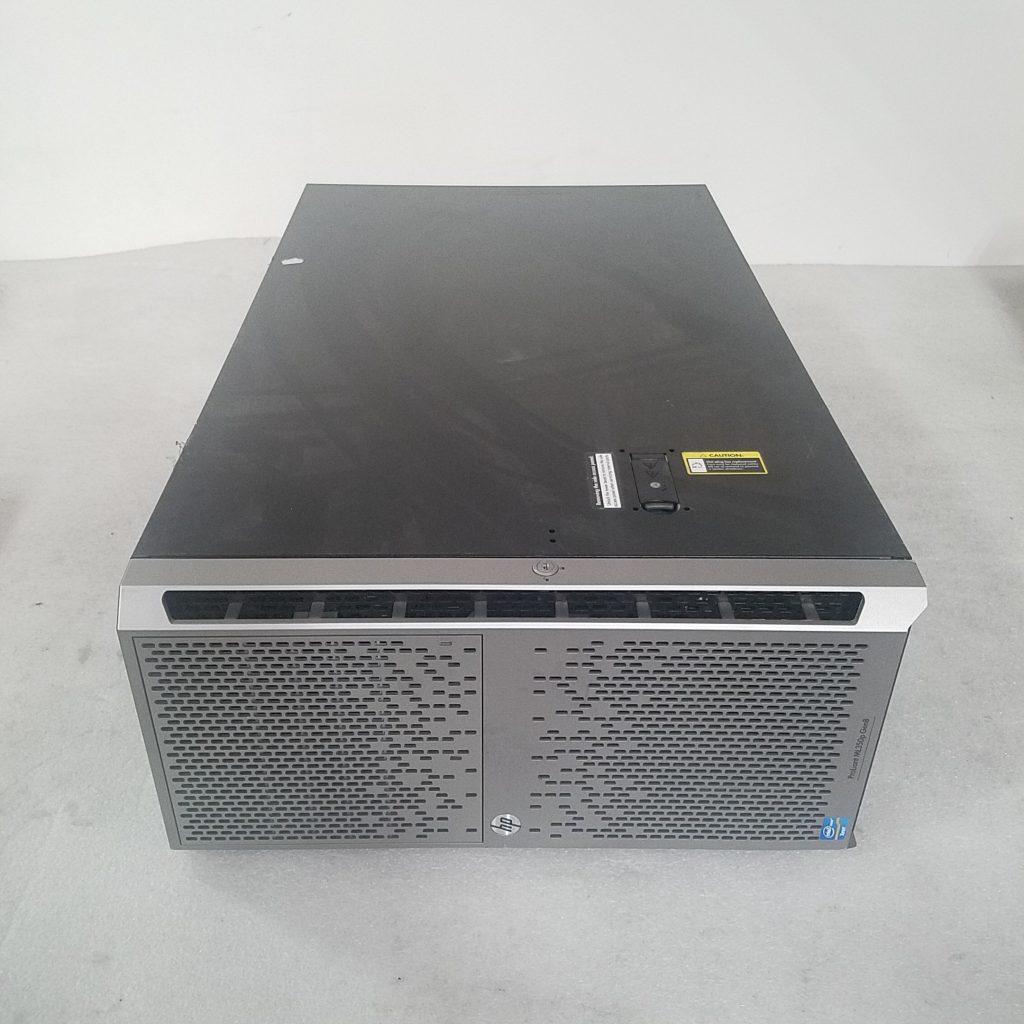 hp proliant ml350p gen8 manual