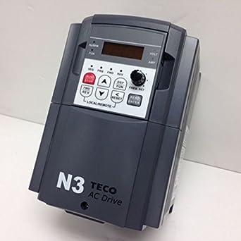 teco inverter 7200ma user manual