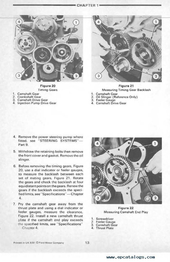 ford courier workshop manual free pdf