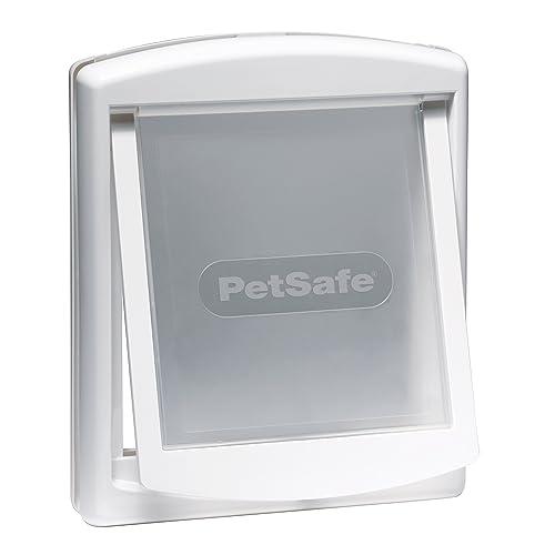 petsafe staywell deluxe manual 4 way locking cat flap white