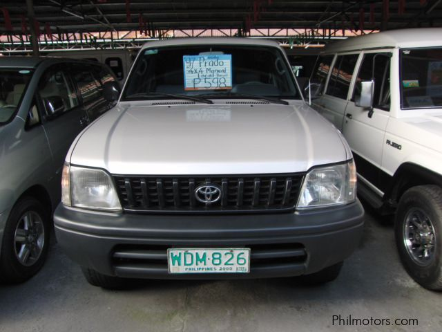 toyota prado diesel manual transmission