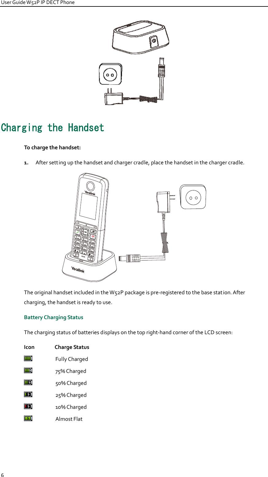 8232 dect handset user manual