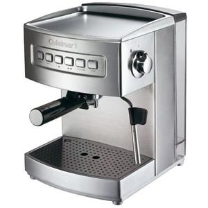 cuisinart espresso maker em 200 manual
