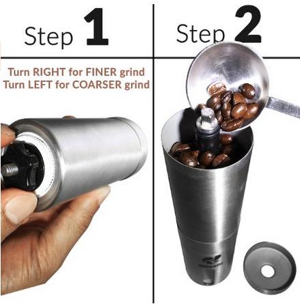 best grinder for manual brewing