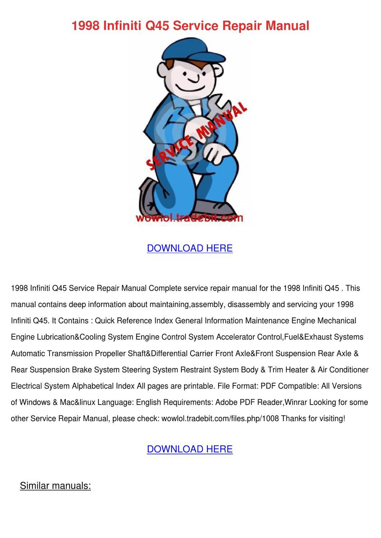 nissan patrol y62 service manual pdf