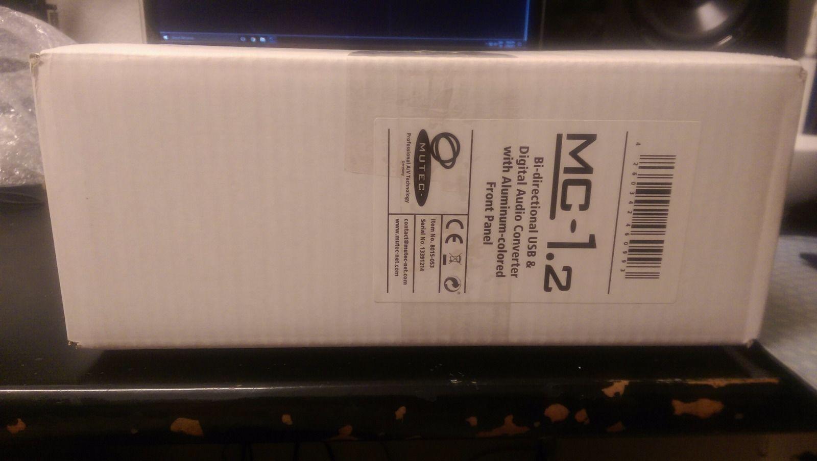 mutec mc 3 usb manual