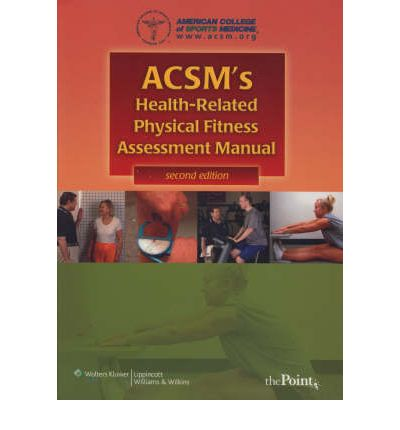 acsm health related fitness assessment manual