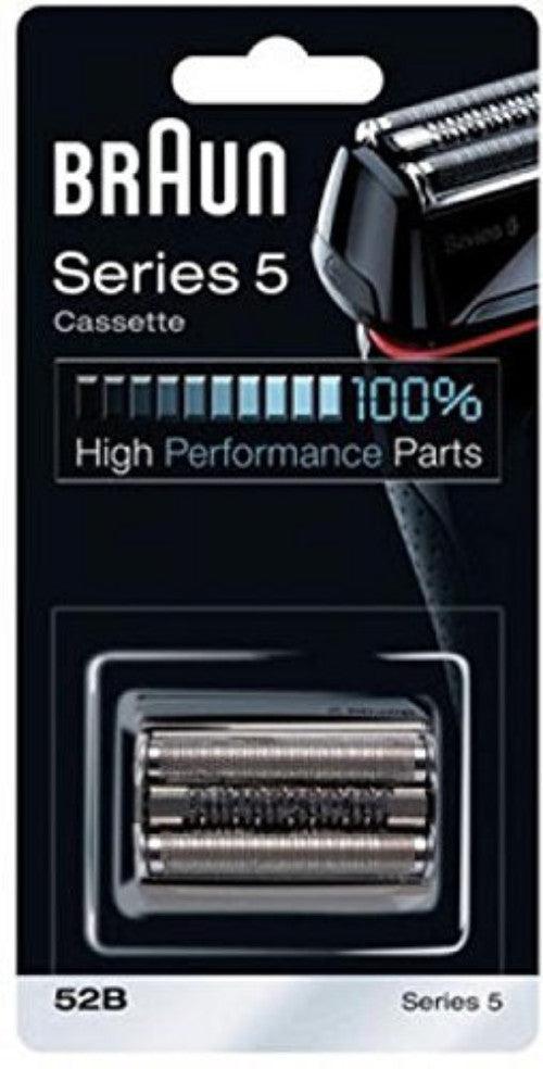 braun shaver series 5 manual