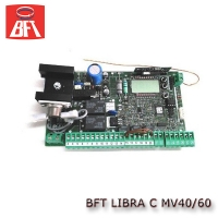 bft libra c gs manual