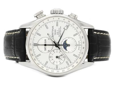 certina ds 8 moonphase manual