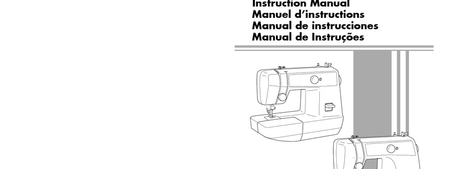 brother ls 2125 instruction manual