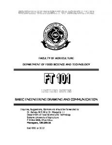 engineering drawing standards manual pdf