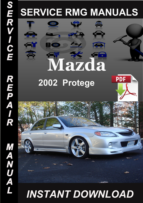 2002 mazda protege repair manual
