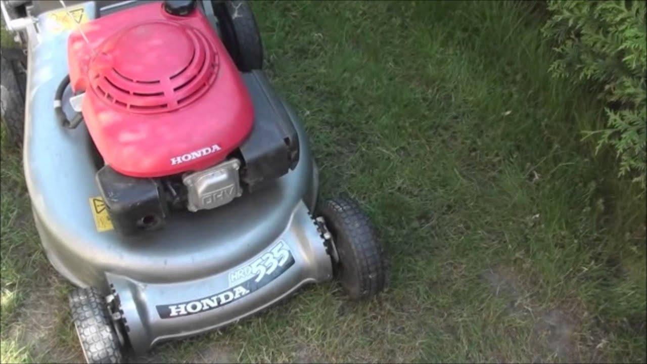 honda easy start lawn mower manual