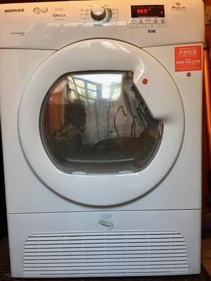 hoover infinity tumble dryer manual