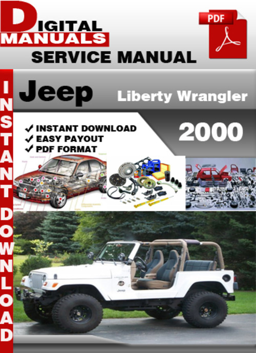 jeep yj factory service manual pdf