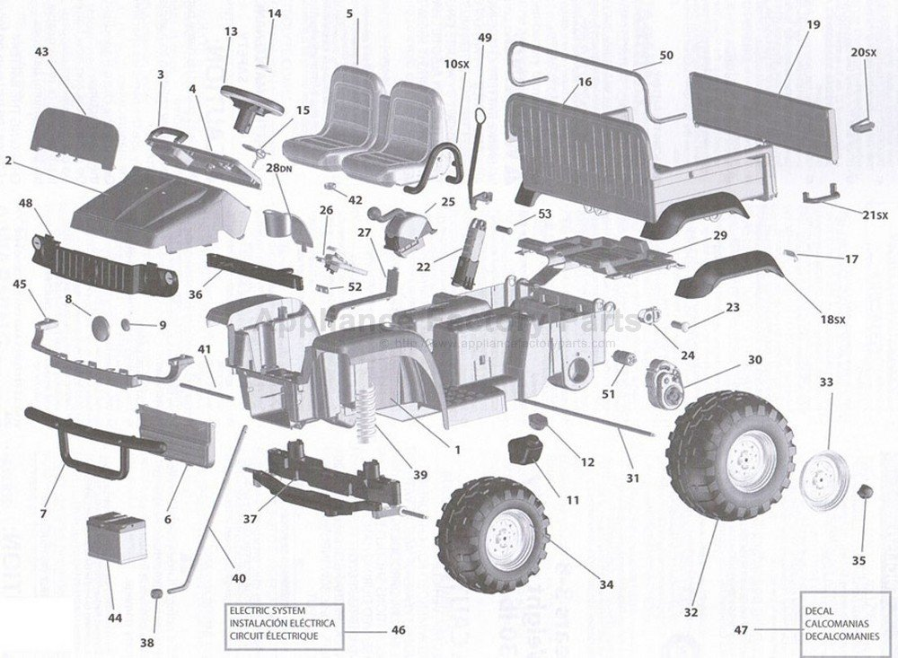 john deere gator 4x2 owners manual pdf