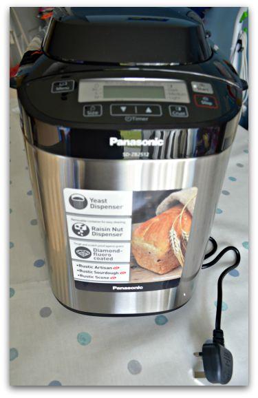 panasonic bread machine manual sd 200