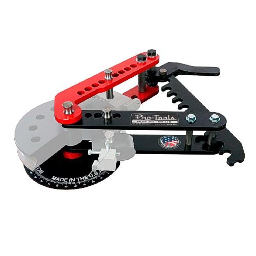 pro tools mb 105hd heavy duty manual tubing bender