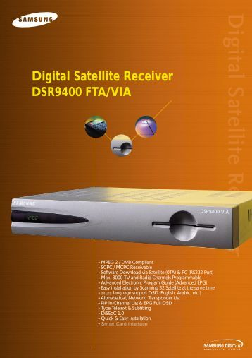 satellite dish installation manual pdf