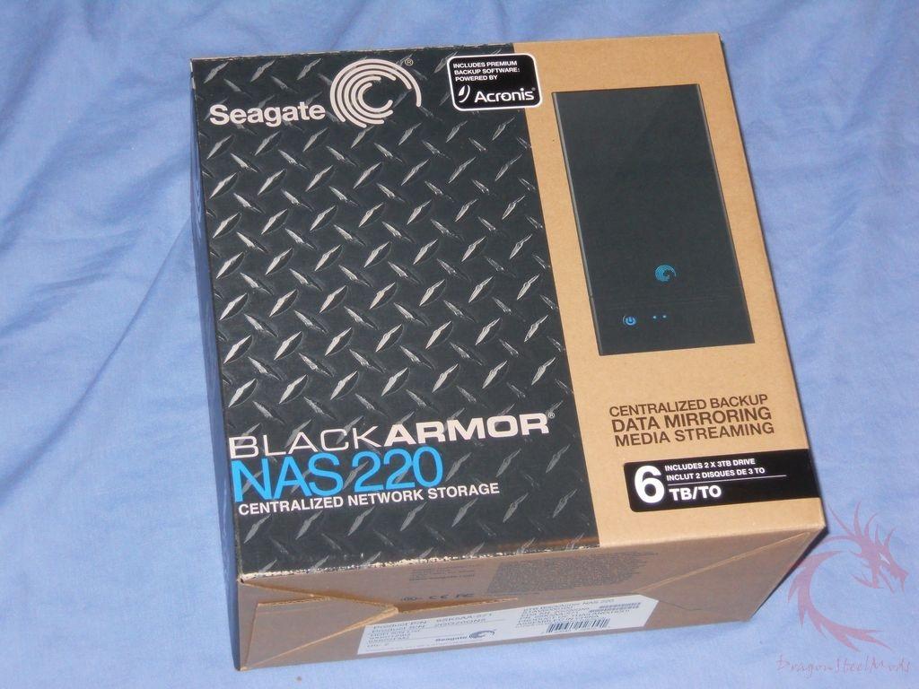 seagate blackarmor nas 220 manual