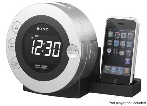 sony personal audio docking system icf ds15ip manual