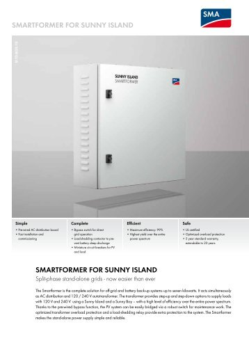 sunny boy 3000tl user manual