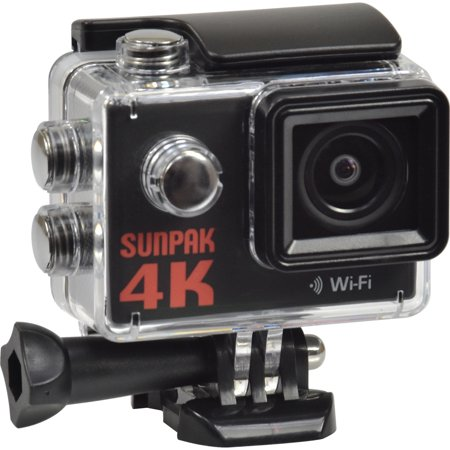 sunpak 4k action camera manual