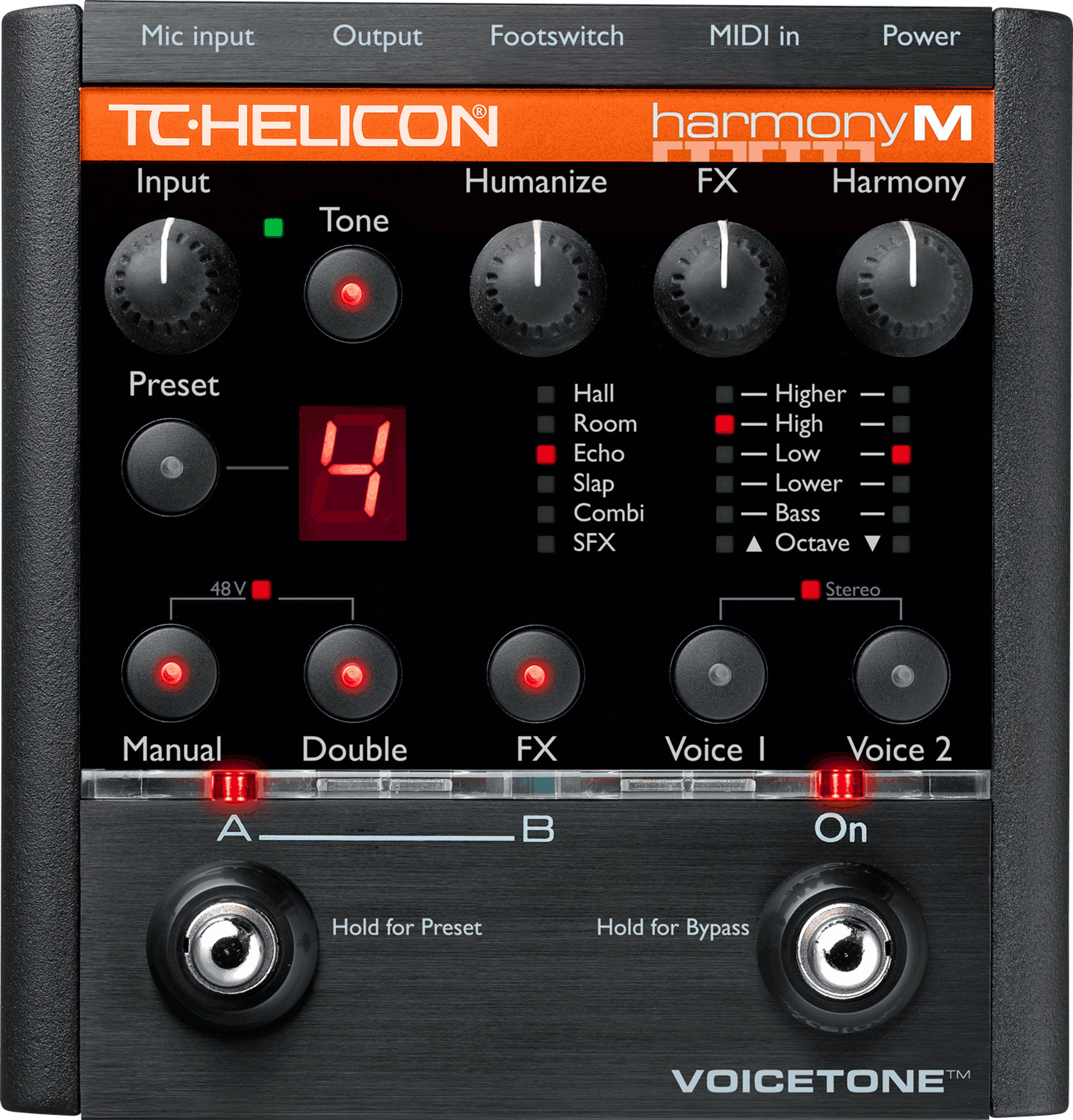tc helicon voicetone create manual
