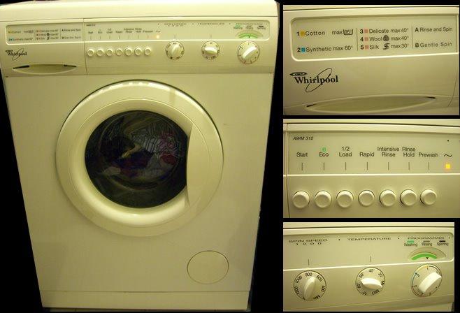 whirlpool awm 5080 user manual