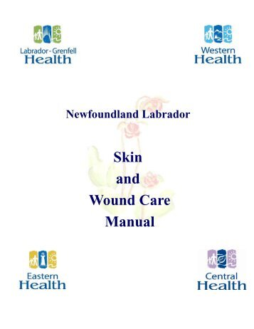 wound care manual by carville